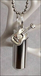 Cremation-Jewellery-Ashes-Urn-w-Guitar-Keepsake-Memorial-Necklace