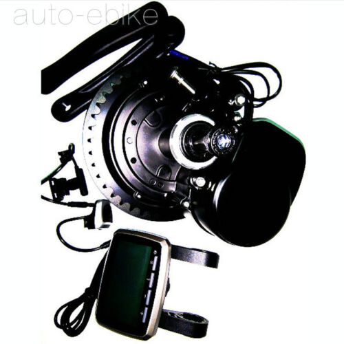 TSDZ2 Mid Drive Central Motor DIY ebike Kit,Torque Sensor 36V 350W With Throttle