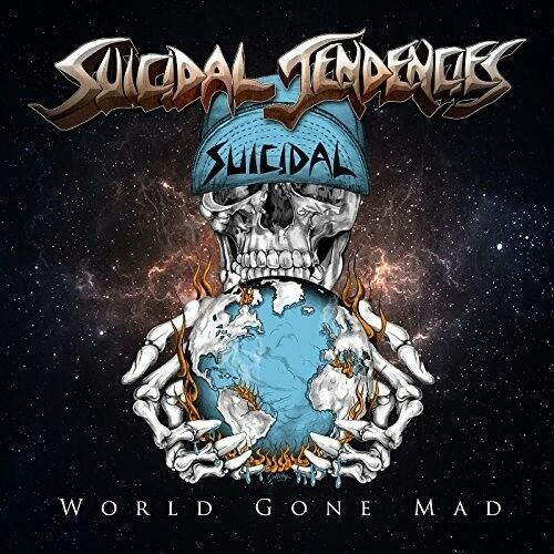 Suicidal Tendencies - World Gone Mad [New Vinyl] Explicit