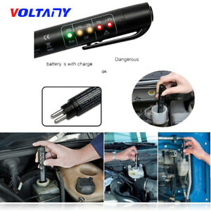 Image Is Loading Brake Fluid Tester Moisture Led Car Indicator