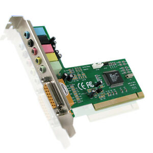 6-Channel-5-1-Stereo-3D-Sourround-PCI-Audio-Sound-Card