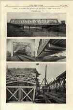 1897 Great Northern Railway Bridge Over The Don Johnson Engineer