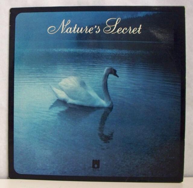 33 tours NATURE´S SECRET Disco LP 12