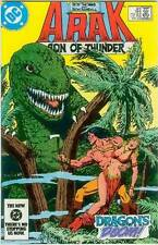 Arak, Son of Thunder # 32 (USA,1984)