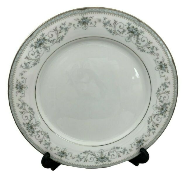 "Noritake China - Colburn Pattern - Dinner Plate - 10.5"" - #6107"