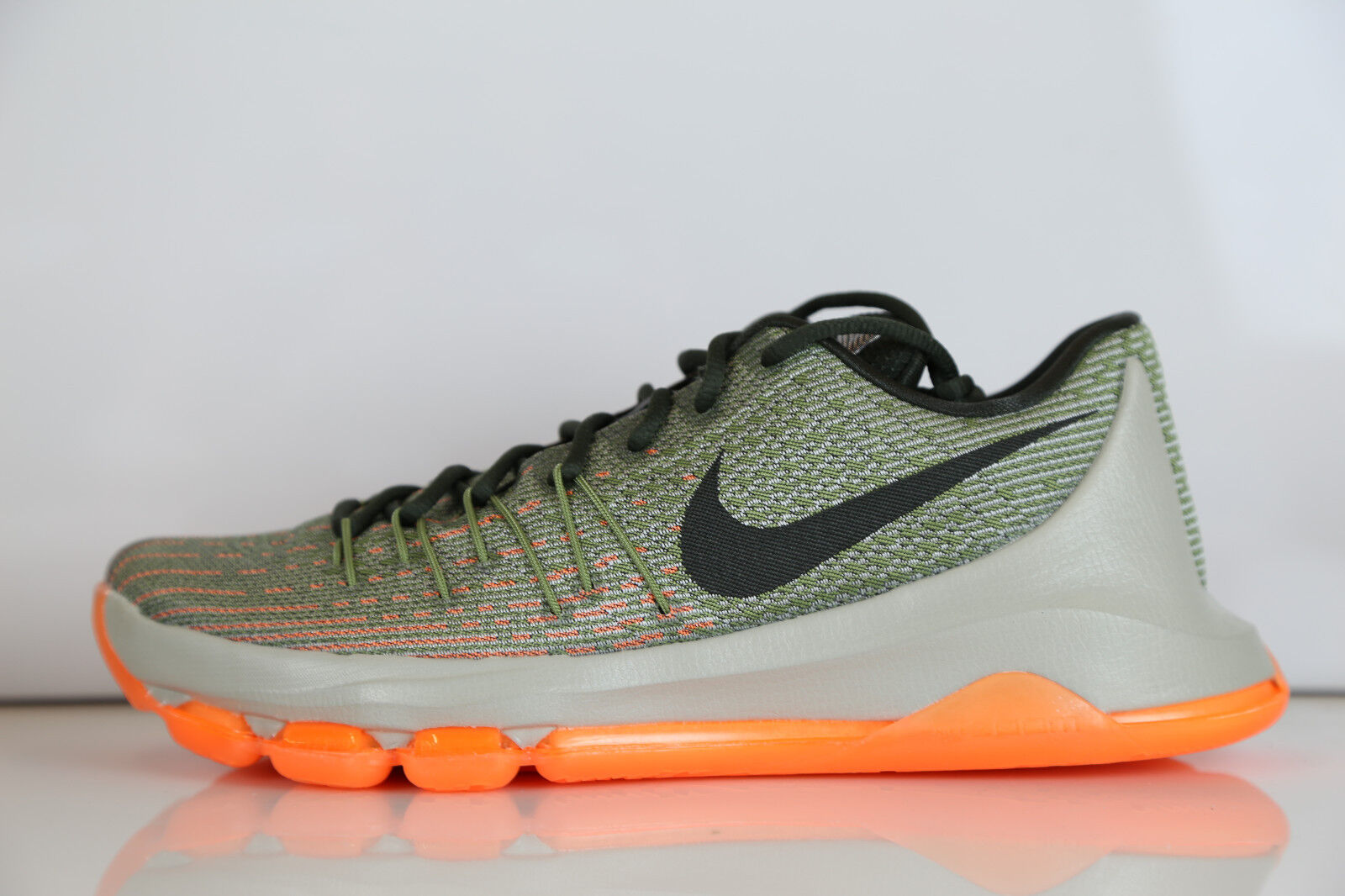 Nike KD 8 Alligator Easy Euro Citrus  Gris  Bright Citrus Euro 749375-033 8-13 what 7 air max 24eb58
