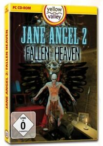Jane Angel 2 - Fallen Heaven   (Yellow Valley)      PC       !!!!! NEU+OVP !!!!!