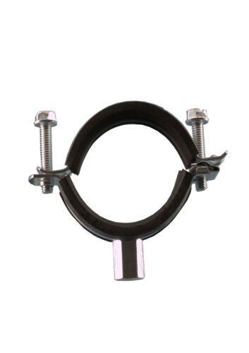 Rohrschellen Rohrbefestigung Rohrhalterung Rohre 100 bis 125 mm