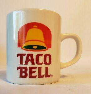 Vintage Taco Bell Coffee Mug Cup