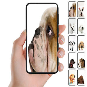 For-OPPO-Series-Dog-Portrait-Theme-Print-Mobile-Phone-Back-Case-Cover-2
