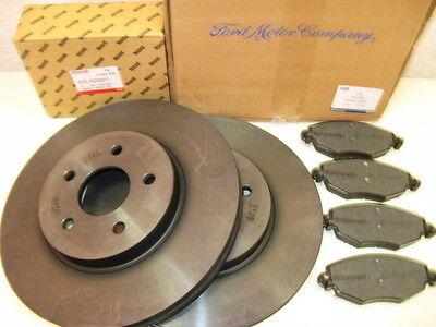 Textar Bremsscheiben Bremsbeläge vorne Ford Transit 2000-2006 2,0 2,3