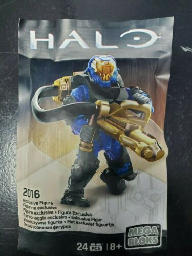 Mega Bloks Halo 2016 SDCC Exclusive Figure Mystery PACKS