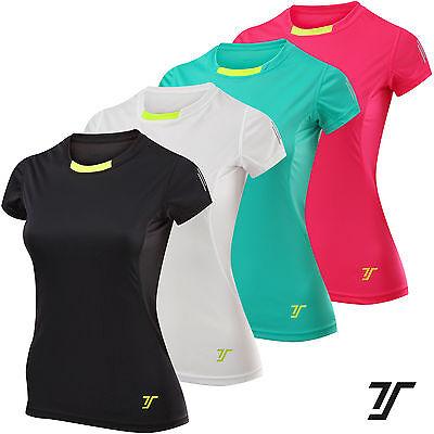 Thorogood Sports Women's Atomic Short Sleeve QuickDry Performance Training Top