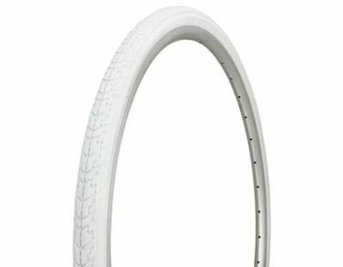 White Duro Cross Ranger 700x35 Road City Fixie Hybrid Fitness Bike Bicycle Tires
