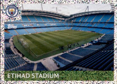 Manchester City Champions League 19 20 2019 2020 Sticker 328 Stadium