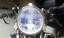 X2-paire-de-Clignotants-Visage-Skull-Chrome-Softail-Fatboy-breakout-VN miniature 6