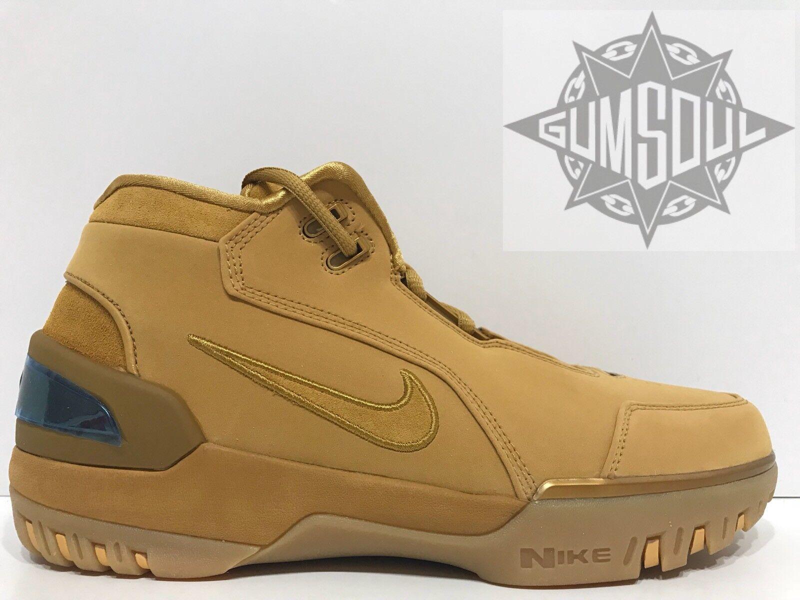Nike air zoom generazione asg qs lebron la stella d'oro di grano aq0110 700 sz - 8