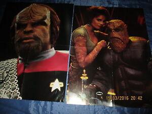 2  x  STAR  TREK  -  FILM   Poster , Science Fiction  KULT - TV - Serie  //  53