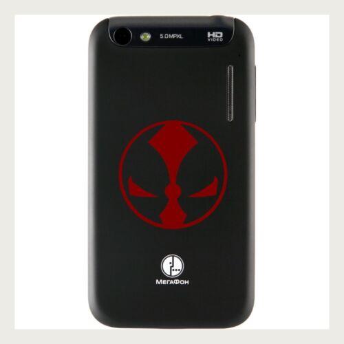 As11054 Spawn Súper Heroe Logo Paragolpes//Teléfono//Pegatina para Portátil