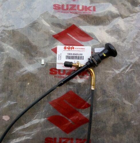 SUZUKI SJ410 SAMURAI SIERRA CHOKE CABLE ASSY GENUINE