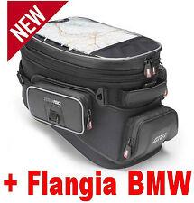 BORSA SERBATOIO TANKLOCK GIVI XS308 BMW F650 GS  F800 GS + FLANGIA BF15