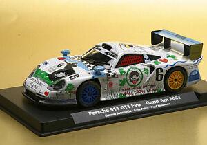 Marque Populaire Fly A521 Porsche 911 Gt1 - Grand Am 2003 New