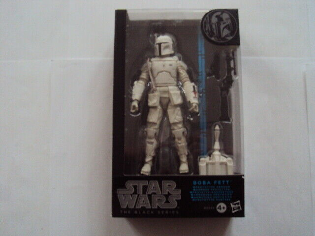 StarWars collection : STAR WARS BLACK SERIES 6 INCH - BOBA FETT (ARMOR PROTOTYPE) 2014 HASBRO