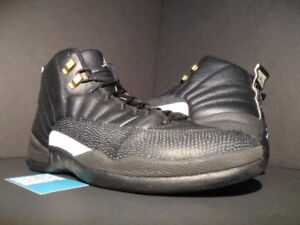 sale retailer 6a734 e5a37 Image is loading Nike-Air-Jordan-XII-12-Retro-THE-MASTER-