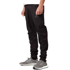 89015e41a0d6 Mens adidas Equipment Tech Wind Pant EQT Tracksuit Bottoms Black ...