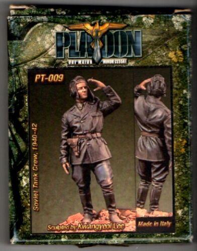 SOVIET TANK CREW 1940-42 PEGASO MODELS PLATOON PT-009 1//35 RESIN KIT