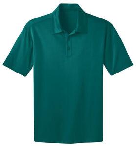 Port-Authority-TLK540-Mens-TALL-Silk-Touch-Dri-Fit-Polo-Shirt-LT-4XLT-Golf-Big