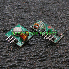433mhz Rf Transmitter Amp Receiver Module Link Kit For Arduino Sca 1710 Mx 05 Y06