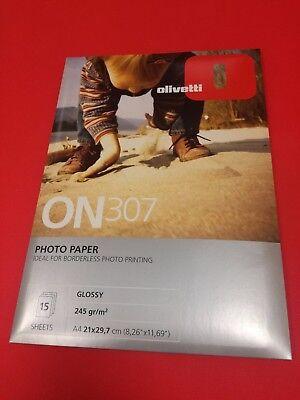 Epson S041126 Glossy Photo Paper 20 A4 21 x 29,7 cm Carta fotografica A4