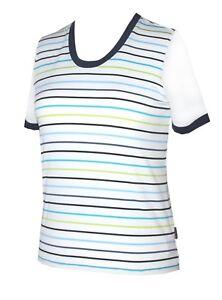 Schneider Sportswear Damen T-Shirt Pulli Kurzarmshirt Sportshirt Bodyline Gr. 40