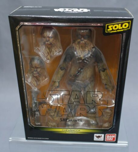 Figuarts Solo A Star Wars Story Chewbacca Bandai Japan NEW*** SH S.H