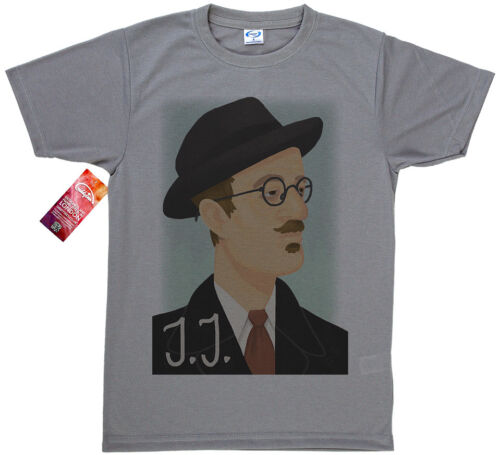 James Joyce T shirt Artwork
