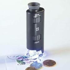 LIGHTHOUSE ZOOM MICROSCOPE WITH LED - 60x & 100x MAGNIFICATION