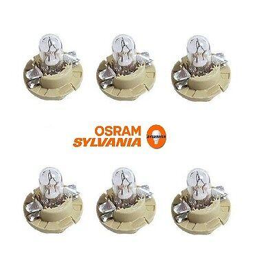 W140 Set of 28 Instrument Panel Light Bulb Osram 62111391260 For Mercedes R129