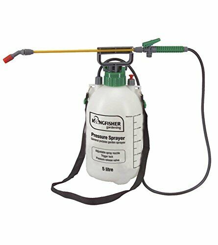 5L Pump Action Pressure Sprayer use with water fertilizer or pesticides