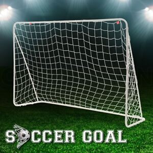 Soccer-Goal-Frame-Portable-Football-Net-with-Polyester-Steel-No-Ball-Goals