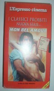Mon Bel Amour Regia di José Pinheiro. L'Espresso cinema - I Classici proibiti nu