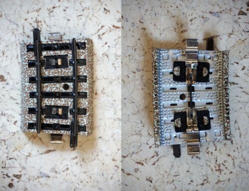 H0 Märklin M-Gleis verschiedene Teile zur Auswahl Gerade Bogen Weichen gebraucht