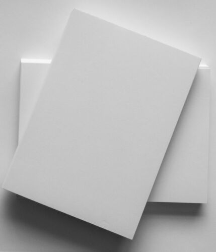 100 GSM A5 Plain White high Quality Smooth Paper148 x 210mm 100 Sheets