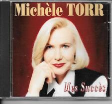 CD COMPIL 17 TITRES--MICHELE TORR--MES SUCCES...