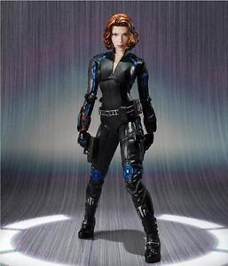 Super-woman-Hero-Black-Widow-PVC-Action-Figure-Toy-Gift-New-No-Box
