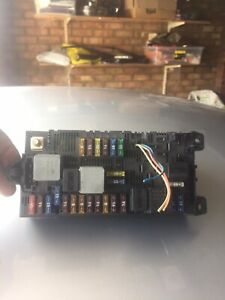 Details about Mercedes W211 Front Sam Unit Fusebox 2115454231 on