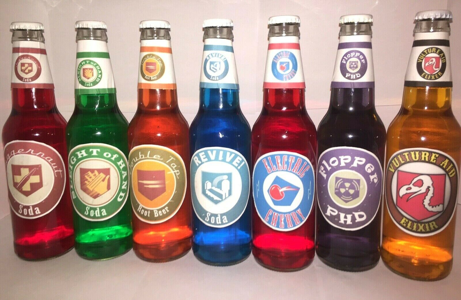Call Of Duty Zombies Classic 4 Perk A Cola Bottles Double Tap Ii For Sale Online Ebay