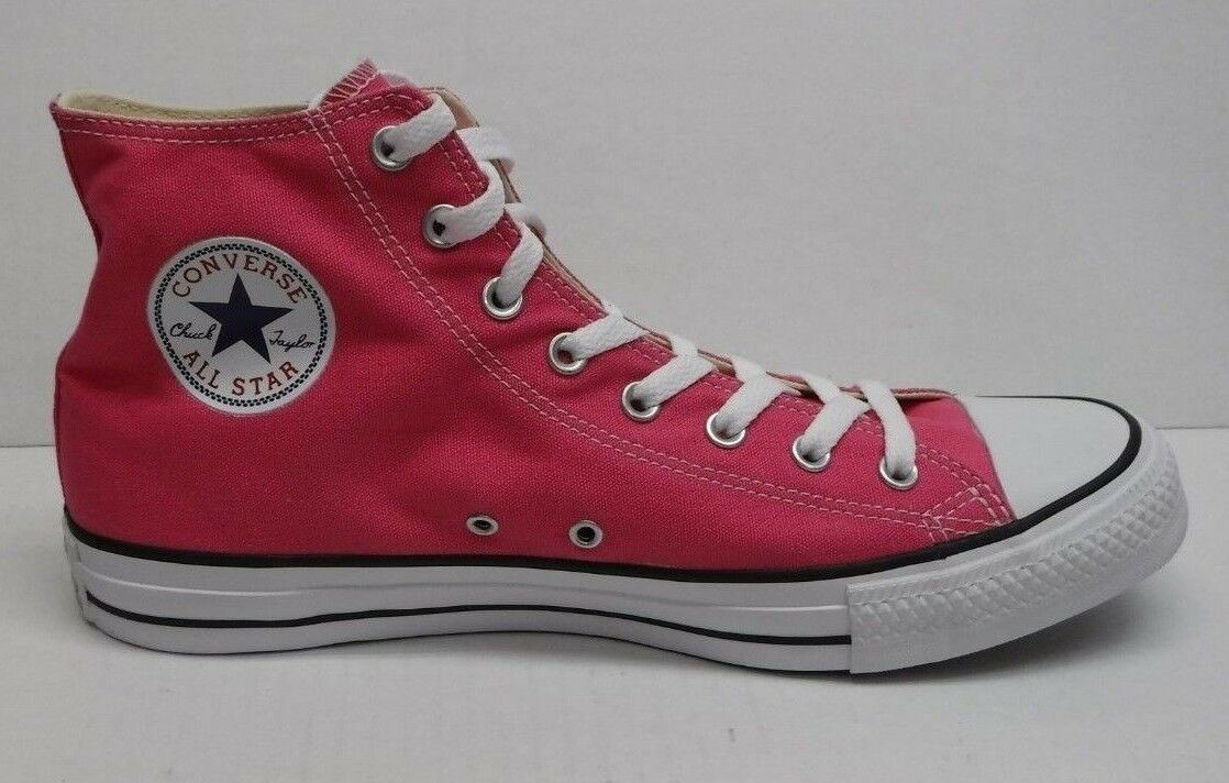 Converse Size 10 Pink High Top Sneakers New Mens shoes