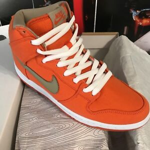 df89563f6175 NEW NIKE SB DUNK HIGH SZ 10.5 BAMBOO 305050 801 AIR AWAKE NYC KITH ...