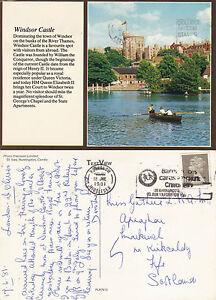 1981-WINDSOR-CASTLE-WINDSOR-BERKSHIRE-COLOUR-POSTCARD